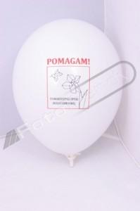 Balony z helem a kolejni klienci